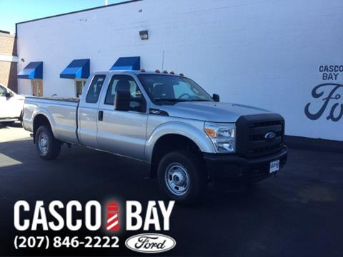 2016 Ford F-250 Super Duty for sale in Yarmouth, ME