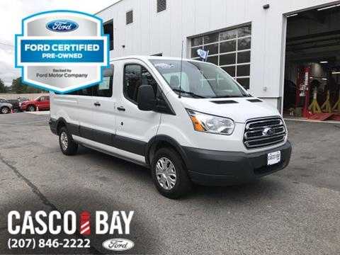 2017 Ford Transit Passenger for sale in Yarmouth, ME