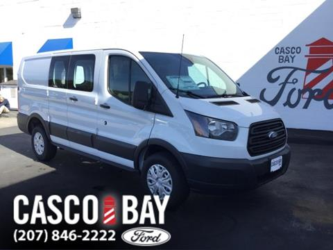 2017 Ford Transit Cargo for sale in Yarmouth, ME