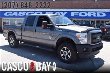 2013 Ford F-250 Super Duty for sale in Yarmouth, ME