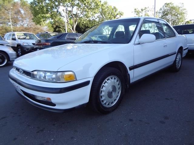 Used 1990 honda accord for sale for Bay city motors san leandro