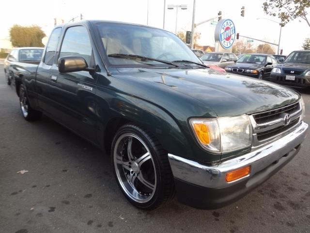 Used 1997 toyota tacoma for sale for Bay city motors san leandro
