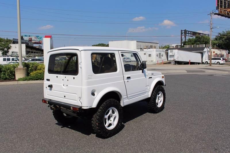 1991 suzuki samurai jimny turbo in philadelphia pa - mario's auto