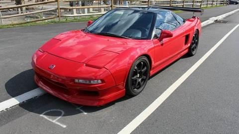 1991 Acura NSX For Sale  Carsforsalecom