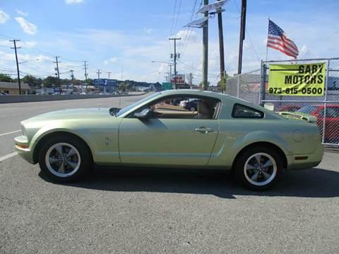2006 Ford Mustang for sale in Lodi, NJ