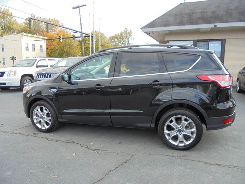 2013 ford escape se awd 4dr suv in troy ny 2010 auto sales. Black Bedroom Furniture Sets. Home Design Ideas