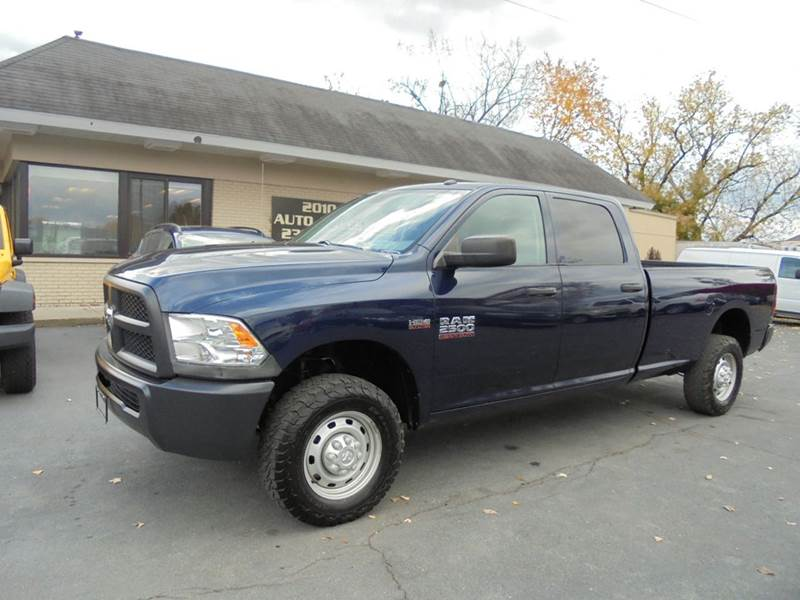 2013 ram ram pickup 2500 tradesman 4x4 4dr crew cab 8 ft lb pickup in troy ny 2010 auto sales. Black Bedroom Furniture Sets. Home Design Ideas