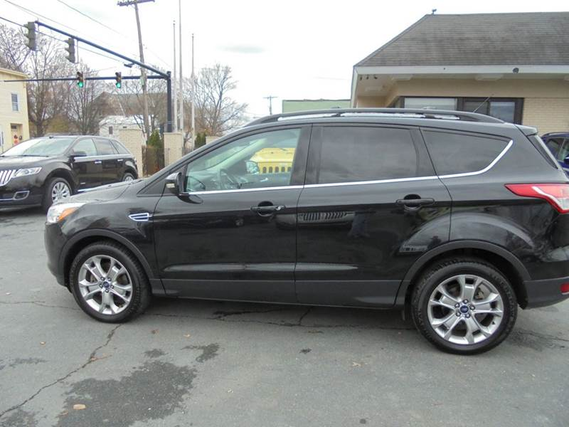 2013 ford escape sel awd 4dr suv in troy ny 2010 auto sales. Black Bedroom Furniture Sets. Home Design Ideas