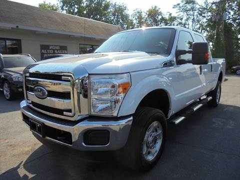 2016 Ford F-250 Super Duty for sale in Troy, NY