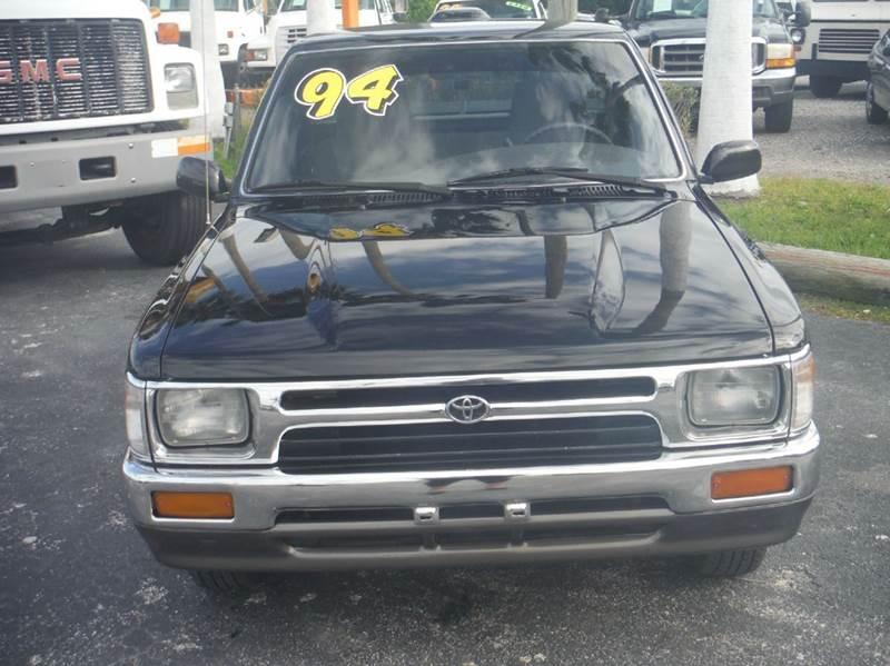 1994 Toyota Pickup 2dr Dx Standard Cab Sb In Winter Garden
