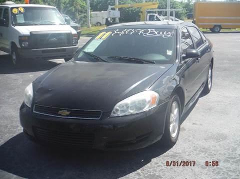 2011 Chevrolet Impala for sale in Winter Garden, FL