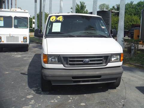 2004 Ford E-Series Cargo for sale in Winter Garden, FL