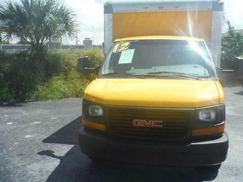 2012 GMC Savana Cutaway for sale in Winter Garden, FL