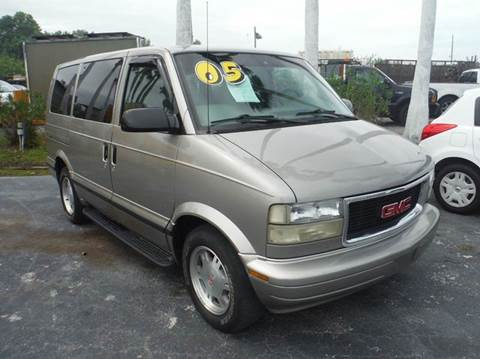 2005 GMC Safari for sale in Winter Garden, FL