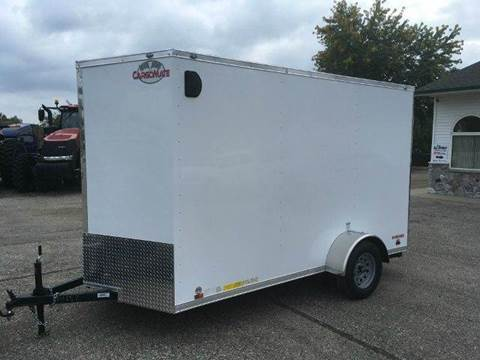 "2018 Cargo Mate UTV 6.5X12 VNOSE RAMP DOOR 12"" for sale in Wayland, MI"