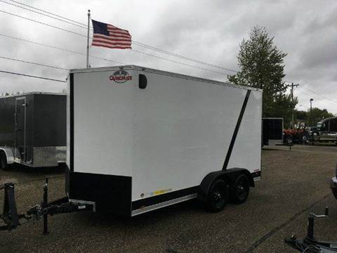 "2018 Cargo Mate UTV 7X14 VNOSE RAMP DOOR 12"" A for sale in Wayland, MI"