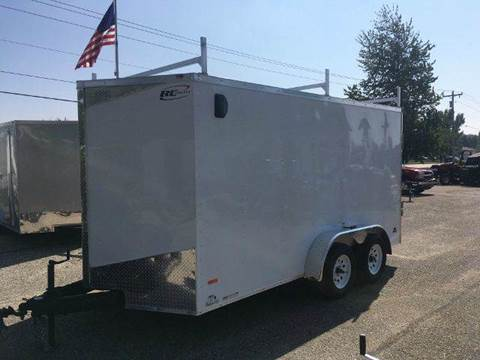 2017 Royal Cargo RWT 7X14 VNOSE DOUBLE DOOR