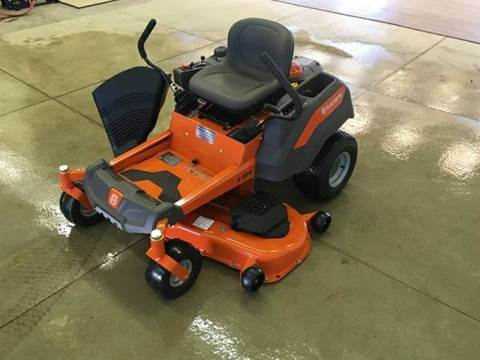 2016 Husqvarna Z254 Zero Turn Lawn Mower for sale in Wayland, MI