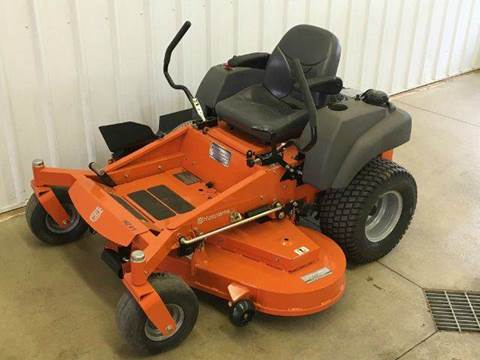 2017 Husqvarna MZ61 ZERO TURN MOWER