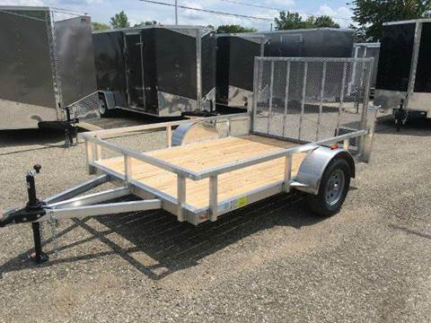 2018 Cargo Mate ALUMINUM OPEN 6.5X10 OPEN UTIL for sale in Wayland, MI