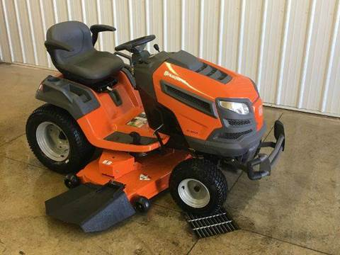 "2017 Husqvarna GT 52XLS 52"" FAB DECK for sale in Wayland, MI"
