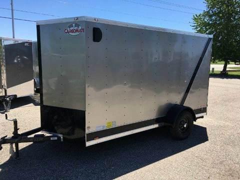 "2018 Cargo Mate UTV 6X12 VNOSE RAMP DOOR 6"" AD"