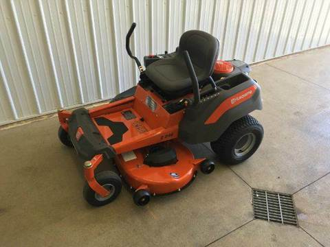 "2017 Husqvarna Z 246 46"" ZERO TURN LAWN MOWER for sale in Wayland, MI"