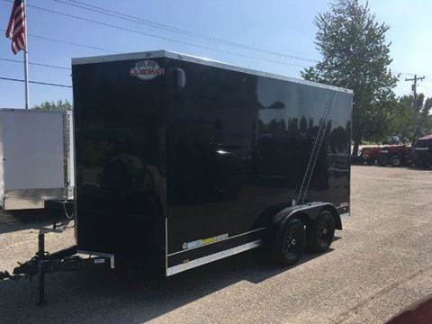 2018 Cargo Mate UTV BLACK PKG. 7X14 VNOSE RAMP for sale in Wayland, MI