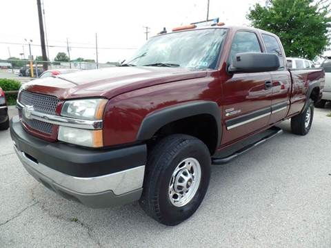chevrolet silverado 2500 for sale in dallas tx. Black Bedroom Furniture Sets. Home Design Ideas