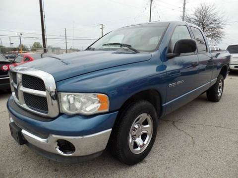 2003 dodge ram pickup 1500 for sale in dallas tx. Black Bedroom Furniture Sets. Home Design Ideas