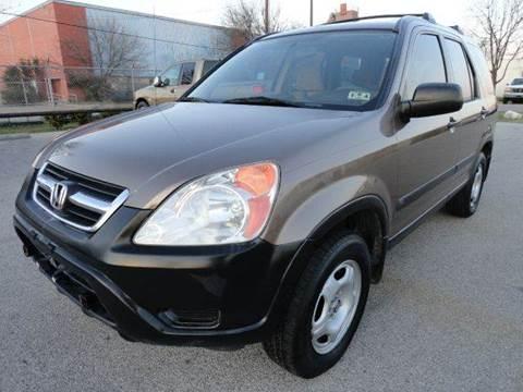 2004 Honda CR-V for sale in Dallas, TX
