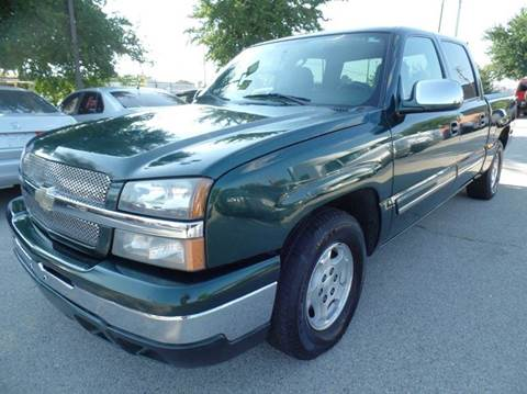 2004 Chevrolet Silverado 1500 for sale in Dallas, TX