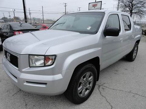 2007 Honda Ridgeline for sale in Dallas, TX