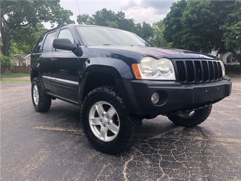 2005 jeep grand cherokee for sale in illinois. Black Bedroom Furniture Sets. Home Design Ideas