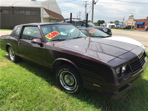 1986 Chevrolet Monte Carlo for sale in Mchenry, IL