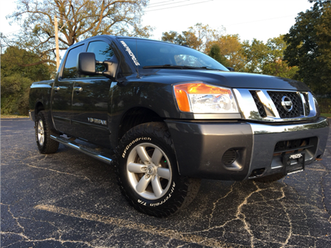 2008 Nissan Titan for sale in Mchenry, IL