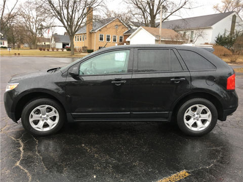 2013 Ford Edge for sale in Mchenry, IL