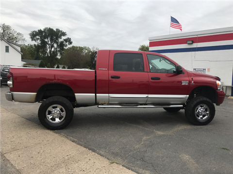 2007 Dodge Ram Pickup 2500 for sale in Mchenry, IL