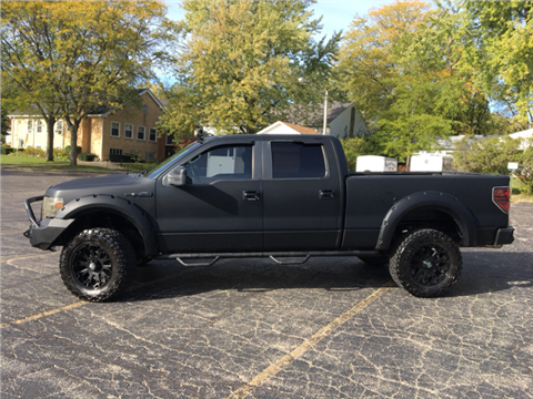 2009 Ford F-150 for sale in Mchenry, IL