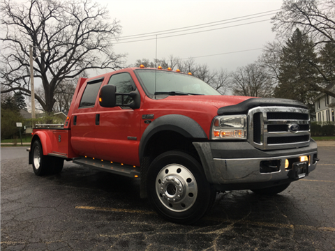 2006 Ford F-550 for sale in Mchenry, IL