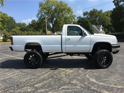 2007 GMC Sierra 2500HD Classic for sale in Mchenry, IL