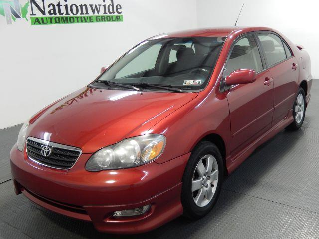 2008 toyota corolla for sale in monroe oh. Black Bedroom Furniture Sets. Home Design Ideas