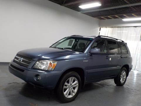 2007 Toyota Highlander Hybrid for sale in Monroe, OH