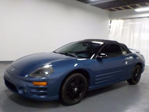 2003 Mitsubishi Eclipse Spyder for sale in Monroe, OH