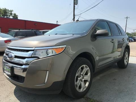 2013 Ford Edge for sale in Monroe, OH