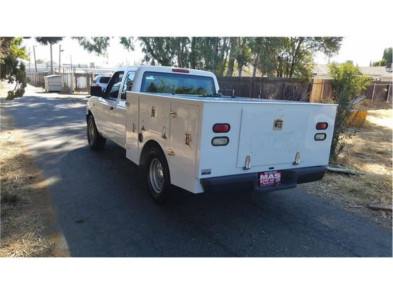 2006 Ford Ranger XL Pickup 2D 6 ft - Riverbank CA