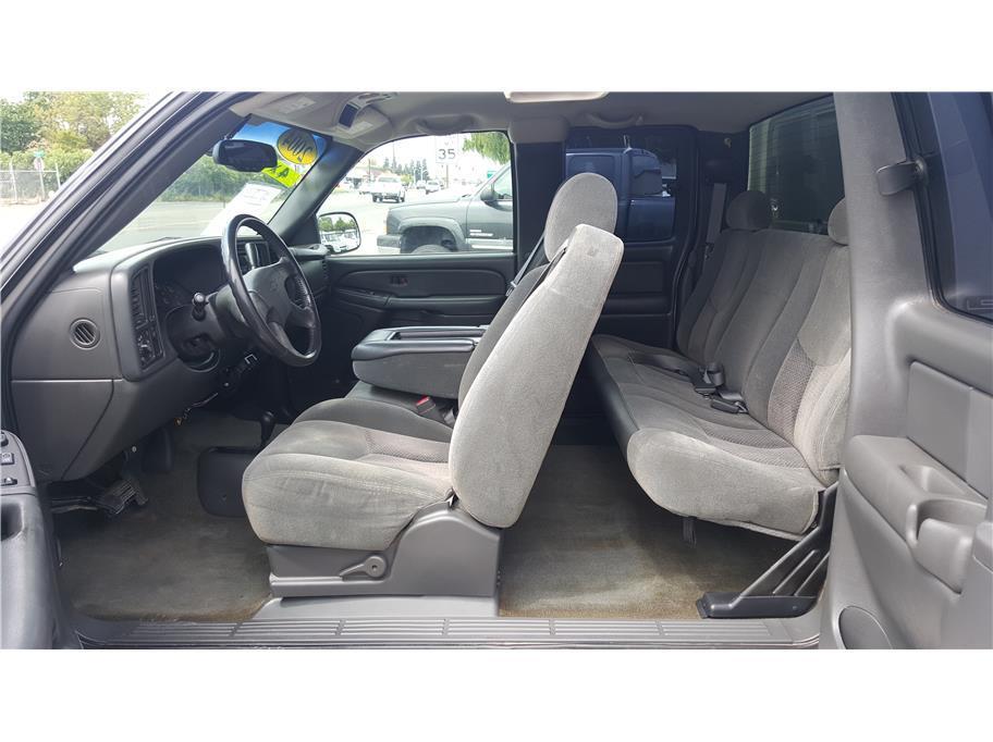 2004 Chevrolet Silverado 1500 LS Pickup 4D 6 1/2 ft - Riverbank CA