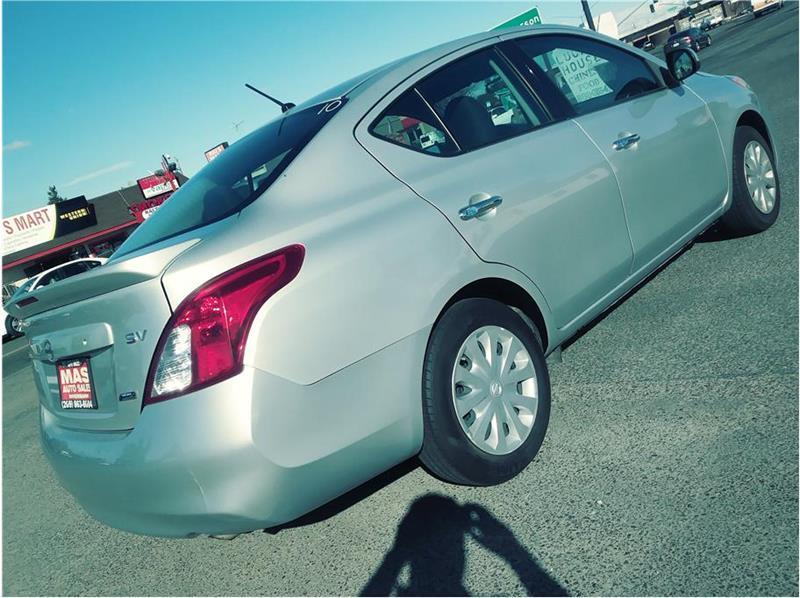 2014 Nissan Versa SV Sedan 4D - Riverbank CA
