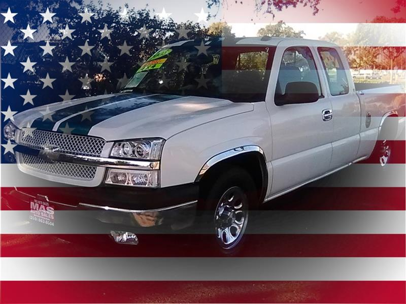 2005 Chevrolet Silverado 1500 Z71 Pickup 4D 6 1/2 ft - Riverbank CA
