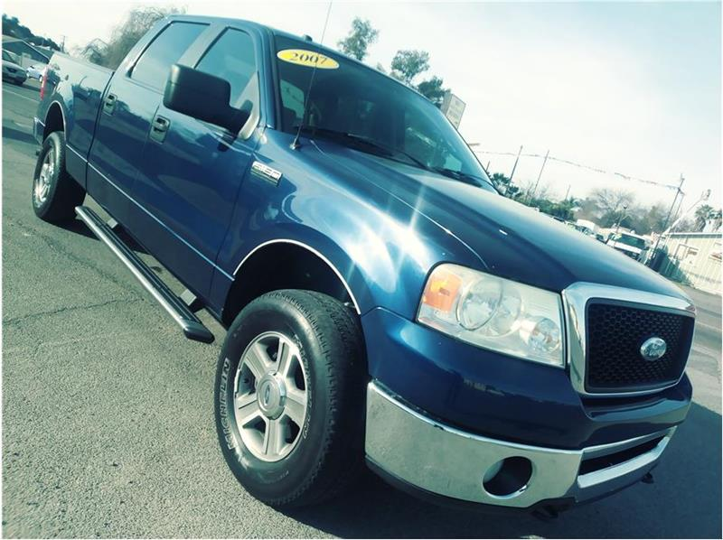 2007 Ford F-150 XLT 4dr SuperCrew 4WD Styleside 6.5 ft. SB - Riverbank CA